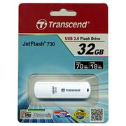 【文具通】Transcend 創見 32GB JetFlash730 隨身碟  TS32GJF730 E1190042