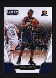 2016-17 Panini Threads #100 Myles Turner 溜馬隊