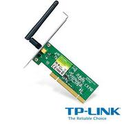 TP-LINK TL-WN751ND 150Mbps 無線 N PCI 網路卡