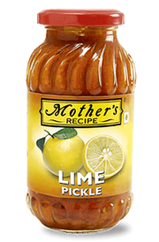 Mother's Lime Pickle 檸檬醃漬物