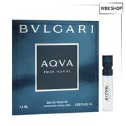 Bvlgari 寶格麗 海洋男性淡香水 針管小香 1.5ml AQVA EDT - WBK SHOP