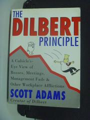 【書寶二手書T4/語言學習_OHV】Dilbert Principle_Scott Adams