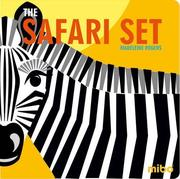 The Safari Set 非洲草原 硬頁書