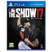 【預購】Sony PS4 美國職棒大聯盟 17 MLB The Show17 (EN Ver.) TW 一般版