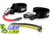 [106美國直購] 走位移動 運動訓練器 SKLZ APD-LRXG01 Chrome Lateral Resistor Pro Adjustable Lateral Strength and Position Trainer