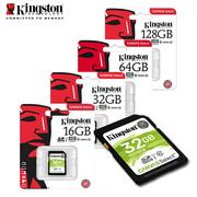 最新 KINGSTON金士頓 16GB 相機 記憶卡 Canvas Select SD C10 U1