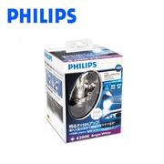 PHILIPS X-treme Ultinon超晶亮LED H4頭燈兩入裝