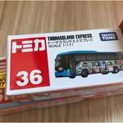 Tomica 36 thomasland express 湯瑪士小火車