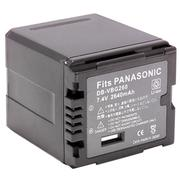 Kamera for Panasonic VBG260 鋰電池(VBG260 鋰電池)