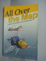 【書寶二手書T4/原文小說_KHM】All Over the Map_Morgan McFinn