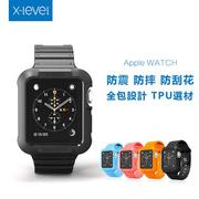 X-Level apple watch sport表帶iwatch時尚運動表帶男女38/42mm