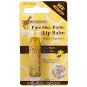 [iHerb] [iHerb] Out of Africa Lip Balm, Pure Shea Butter, Tropical Vanilla, 0.15 oz (4 g)