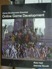 【書寶二手書T3/原文書_PIH】Game Development Essentials:Online…