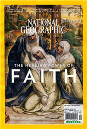 NATIONAL GEOGRAPHIC 12月號/2016