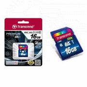 TRANSCEND TS16GSDU1 創見16GB SDHC Class10 UHS-I;up to 45M/S