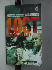 【書寶二手書T5/原文小說_LNA】Lost - Signs of Life_Frank Thompson