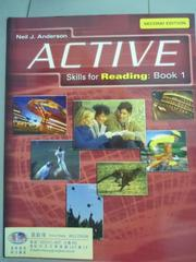 【書寶二手書T2/語言學習_QON】Active Skills for Reading:Book 1_Neil J.An