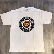 ☆J-Chao☆A Bathing Ape Pirate 海盜限定 短Tee Baby Milo