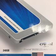 "Crucial BX200 2.5"" SSD"