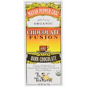 [iHerb] The Tea Room, Chocolate Fusion, Dark Chocolate, Mayan Pepper Chai, 1.8 oz (51 g)