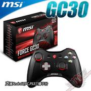 PC PARTY 微星 MSI Force GC30 (PC /PS3 /Android三平台) 搖捍控制器遊戲手把
