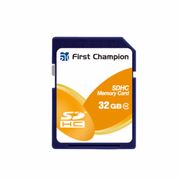 First Champion SDHC Class10 記憶卡 32GB 香港行貨