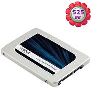 美光 Micron Crucial MX300 525GB SSD【CT525MX300SSD1】2.5吋 SATA 6Gb/s 固態硬碟
