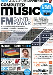COMPUTER music 5月號/2015 第216期+DVD:FM Synth Power