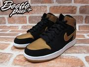 BEETLE PLUS NIKE AIR JORDAN 1 HIGH MELO GS 30周年 黑金 女鞋 705300-026