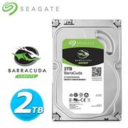 Seagate BarraCuda 2TB 3.5吋硬碟機 (ST2000DM006)