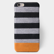 alto Denim Case for iPhone 6 Plus Zebra Grey 香港行貨