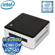 INTEL NUC NUC6I5SYH(i5-6260U) Kit mini PC《搭載Skylake第六代 CPU》