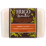 [iHerb] Hugo Naturals, Handcrafted Soap, Creamy Coconut, 4 oz (113 g)