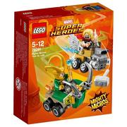 【LEGO 樂高積木】SUPER HEROES 超級英雄系列 - Mighty Micros: Thor vs. Loki LT-76091
