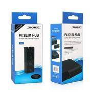 【哈GAME族】 PS4 DOBE TP4-821 USB 3.0 USB 2.0 傳輸速度集線器 適用Slim HUB