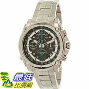 [105美國直購] Bulova Men's 男士手錶 Precisionist 96B241 Silver Stainless-Steel Quartz Watch
