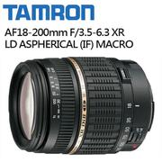 """正經800"" TAMRON AF18-200mm F/3.5-6.3 XR for Sony【庫存出清】"