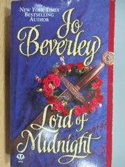 【書寶二手書T5/原文小說_MDV】Lord of Midnight_Jo Beverley