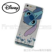 【iPhone 6 Plus】Disney 保護軟套-倒立史迪奇(iPhone6 Plus適用)