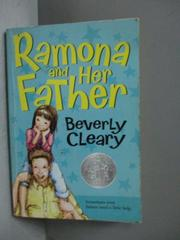【書寶二手書T1/原文小說_NKI】Ramona and her father_CLEARY, BEVERLY