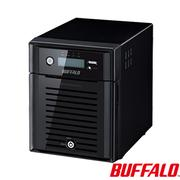 【Buffalo 】TeraStation企業級4BAY NAS  (TS5400D) (空機)