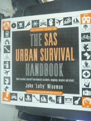 【書寶二手書T3/原文書_ZCJ】The Sas Urban Survival Handbook_Wiseman, Jo