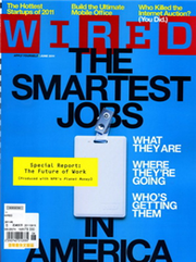 WIRED 6月號/2011