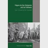 Folgore Da San Gimignano and His Followers: The Complete Poems