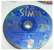 PC GAME--THE SIMS模擬市民 /2手