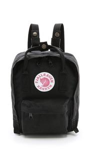 【Fjallraven Kanken 】K?nken mini 550 Black 黑【全店免運】