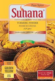 Suhana Turmeric Powder  印度薑黃粉