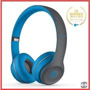 Beats Solo2 Wireless Active Collection 藍牙耳罩式耳機-藍