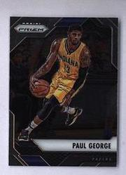 2016-17 Prizm #181 Paul George  印第安納溜馬隊
