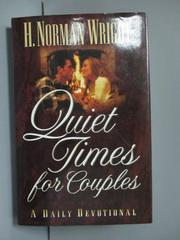 【書寶二手書T7/原文書_LNW】Quiet Times for Couples-A Daily Devotional
